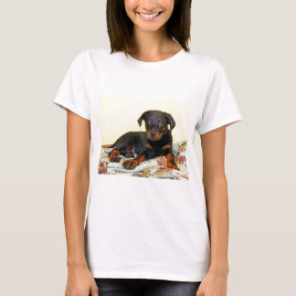 beauceron puppy.png tshirts