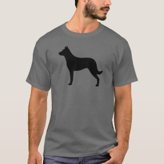 Beauceron Silhouette T-shirts