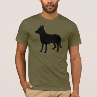Beauceron utrustar tee shirt
