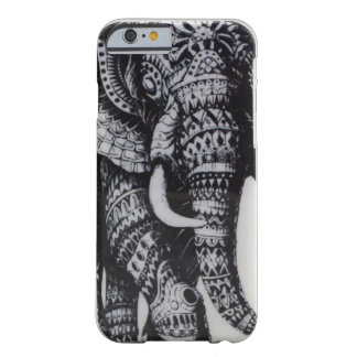 Beautiful Elephant HD iPhone 6 Case Barely There iPhone 6 Fodral
