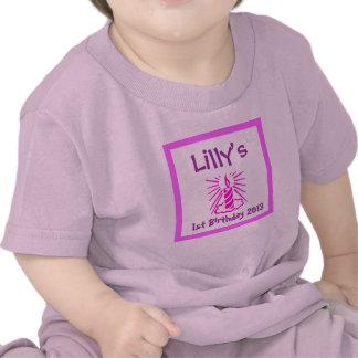 bebis första födelsedag, bebis 1st tshirts