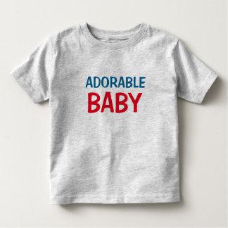 bebist-skjorta för förtjusande bebis rolig design t-shirt