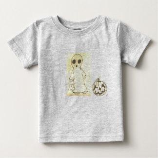 bebist-skjorta grå färg t-shirts