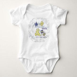 bebist-skjorta tröja