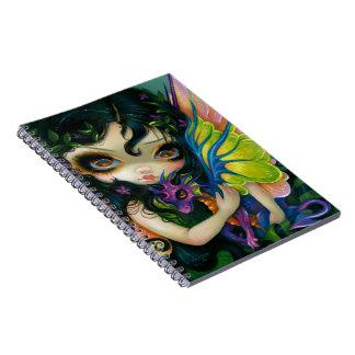 Bedårande Dragonling V anteckningsbok