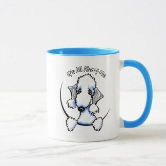 Bedlington Terrier IAAM Mugg