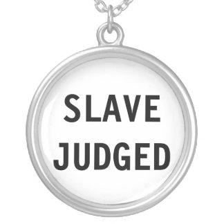 Bedömt slav- för halsband