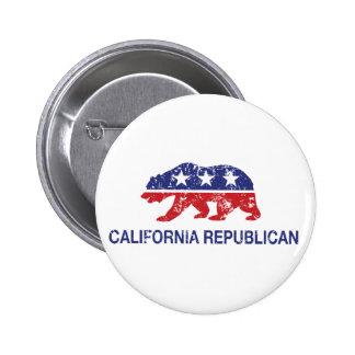 Bedrövad Kalifornien republikansk politisk björn