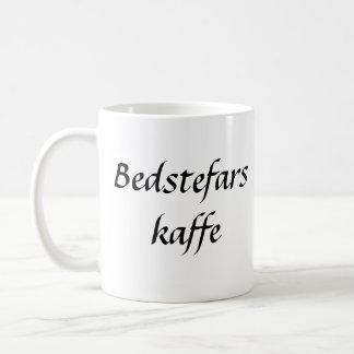 Bedstefars Kaffe Kaffe Mugg