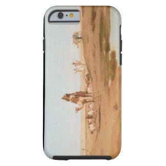Beduin i öknen, 1884 (olja på kanfas) tough iPhone 6 skal