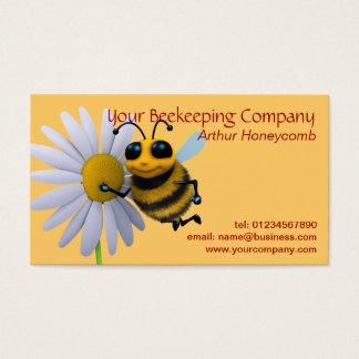 Beekeeperbivisitkort