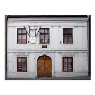 Beethoven - Grillparzer Haus Vykort
