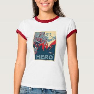Befläcka Sullenberger Tee Shirts