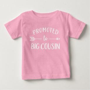 Befordrad till Big Cousin Matching Family T Shirt