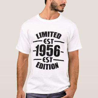 BEGRÄNSAD UPPLAGA EST 1956 TEE SHIRTS
