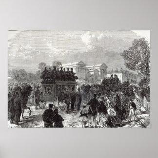 Begravning av Sergeant Brett Poster