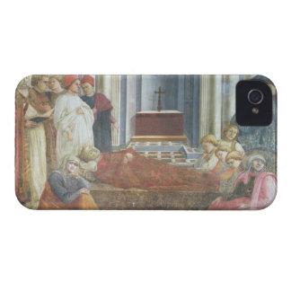 Begravningen av St Stephen, specificerar från cykl iPhone 4 Skal
