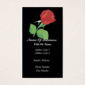 Begravningsentreprenörvisitkort Visitkort