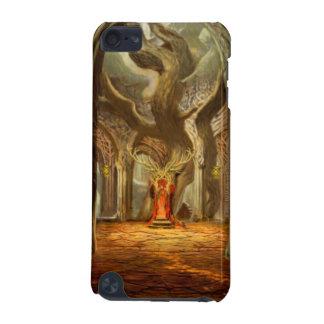 Begrepp för rum för skogsmarksfärbiskopsstol iPod touch 5G fodral