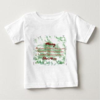 Begynna T-tröja - god jul bubblar Tee Shirts