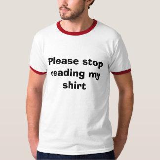 Behaga stoppläsning min skjorta tröjor