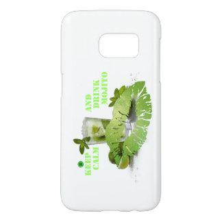 Behålla lugnaa Mojito Galaxy S5 Skal