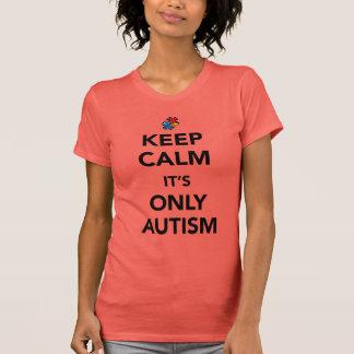 Behållalugn - Autismmedvetenhet T Shirts