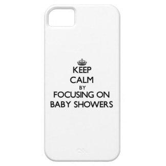 Behållalugn, genom att fokusera på baby shower iPhone 5 skal