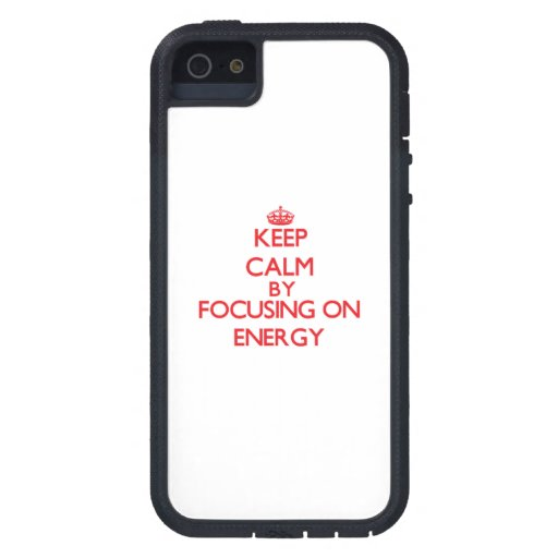 Behållalugn, genom att fokusera på ENERGI iPhone 5 Case-Mate Fodraler