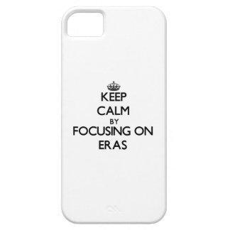 Behållalugn, genom att fokusera på ERAS iPhone 5 Case-Mate Fodral