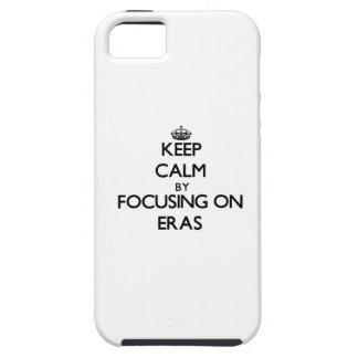 Behållalugn, genom att fokusera på ERAS iPhone 5 Skydd