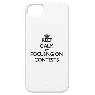Behållalugn, genom att fokusera på tävlingar iPhone 5 skydd