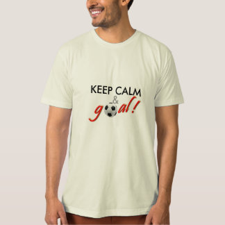 Behållalugn & mål tee shirts