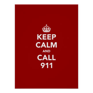 Behållalugn och appell 911 poster