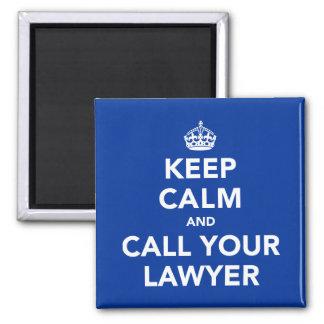 Behållalugn och appell din advokat magnet