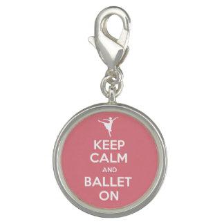 Behållalugn och balett på charm