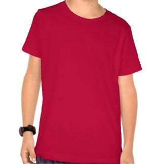 Behållalugn och bylte på tee shirt