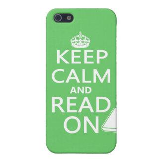 Behållalugn och läst på iPhone 5 skal