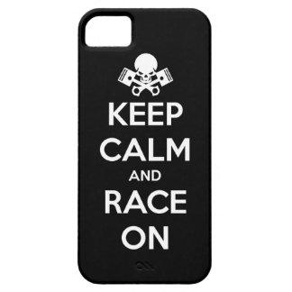 behållalugn och tävling på iPhone 5 cases