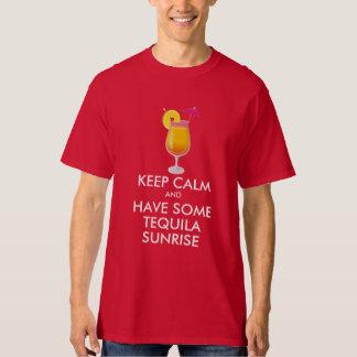 Behållalugn - Tequilasoluppgång T-shirt