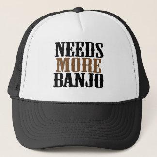 Behöver mer Banjo Keps