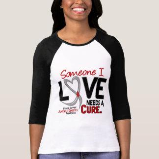 BEHÖVER SOCKERSJUKAT-tröja & gåvor för en BOT 2 BA