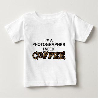 Behovskaffe - fotograf tee shirt
