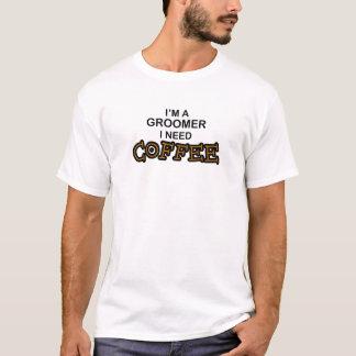 Behovskaffe - Groomer T-shirt