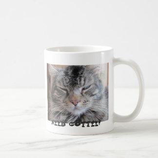 behovskaffe! Jag vaknar inte precis upp Cheery Kaffemugg