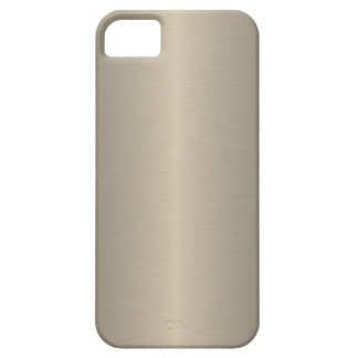 Beige iPhone 5 Fodral