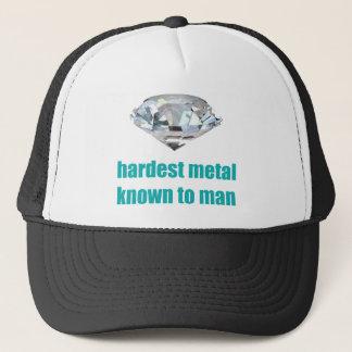 Bekant mest hård metall att bemanna keps