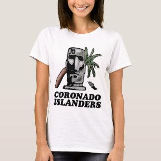 Bekläda den vitHaynes Comfortsoft kvinna öbo Tee Shirt
