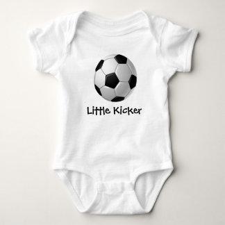 Bekläda för baby för fotbolldesignanpassade tröja