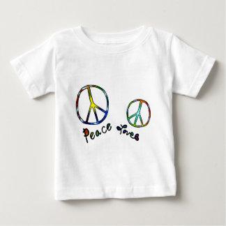 Bekläda för fred- & kärlekdesign tee shirts